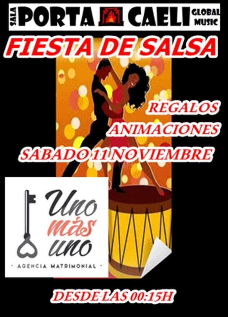 Fiesta latina agencia matrimonial uno mas uno