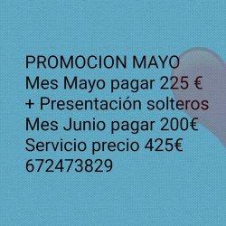 Ofertas solteros Valladolid