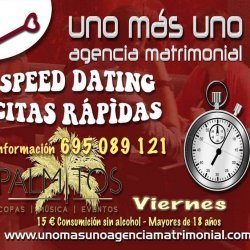 Speed dating Valladolid