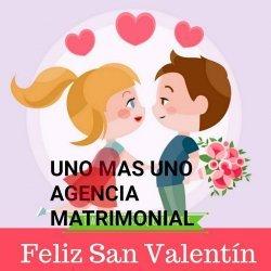 Encuentra pareja el día de San Valentín