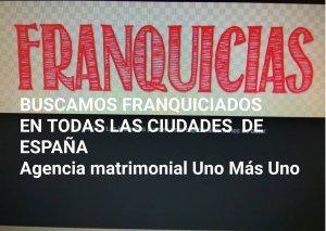 Buscamos franquiciados en ciudades de toda España